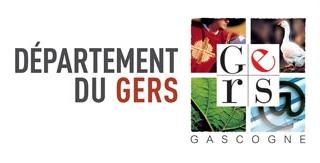 Le Département du Gers (Retour à la page d'accueil)